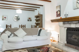 seating area - Javea Town House for rent