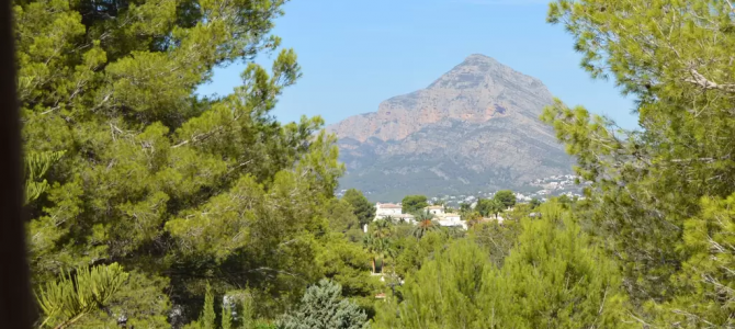 Large Javea Villa For Rent – Cap Marti/Tosalet
